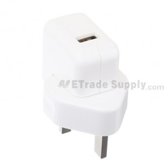 For Apple iPad Series Charger (UK Plug,12W) - Grade S+
