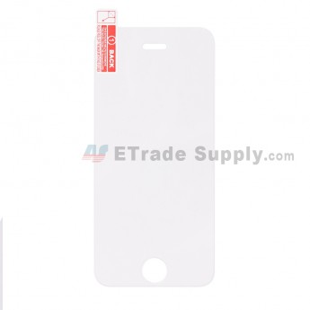 For Apple iPhone 5/5C/5S Tempered Glass Screen Protector ( Without Package ) - Thick: 0.20 mm - Grade R