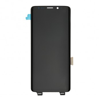 For Samsung Galaxy S9 Series LCD Screen and Digitizer Assembly Replacement - Black - Without Logo - Grade S+