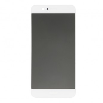 For Huawei Nova 2 Plus LCD Screen and Digitizer Assembly Replacement - White - With Logo - Grade S+