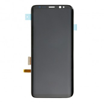 For Samsung Galaxy Note 8 Series LCD Screen and Digitizer Assembly Replacement - Black - Without Logo - Grade S+