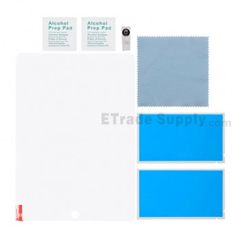 For Apple iPad Air/Air 2/New iPad Tempered Glass Screen Protector ( With Package) - Grade R