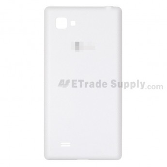 For LG Optimus 4X HD P880 Battery Door Replacement ,White - Grade S+