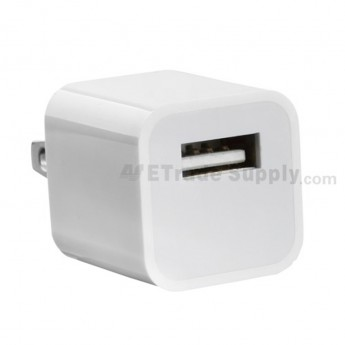 For Apple iPhone Series Charger (US Plug,5W) - Standard Quality - Grade R