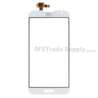 For LG Optimus G Pro E980 Digitizer Touch Screen Replacement - White - Grade S+