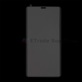 For Samsung Galaxy S8 Series 3D Full Coverage Tempered Glass Screen Protector - Transparent - Grade R