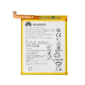 For Huawei P9 Battery Replacement (HB366481ECW) - Grade S+