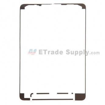 For Apple iPad Mini 3 Digitizer Adhesive Replacement  (3 pcs/set) (Wifi + Cellular) - Grade S+