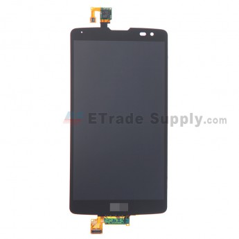 For LG G Vista D631 LCD Screen and Digitizer Assembly Replacement - Black - with Logo - Grade S+