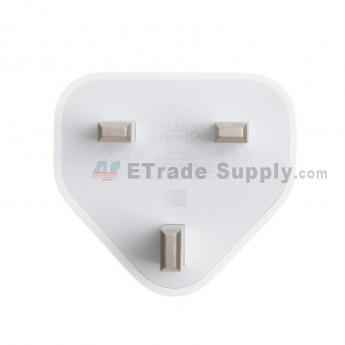 For Apple iPhone Series Charger Replacement (UK Plug, 5W) - Grade S+