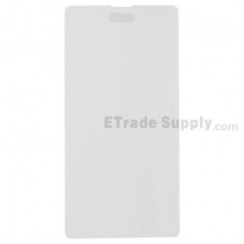 For Sony Xperia Z1 Compact Explosion-proof Screen Protector Film Replacement - With Logo