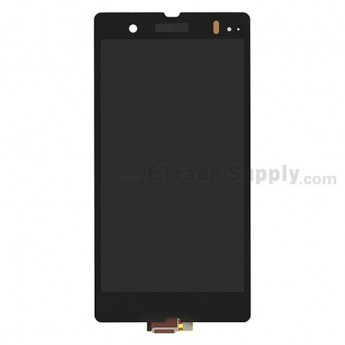 For Sony Xperia Z L36h LCD Screen and Digitizer Assembly Replacement - Grade A