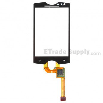 For Sony Ericsson Xperia mini ST15i Digitizer Touch Screen Replacement - With Logo - Grade S+
