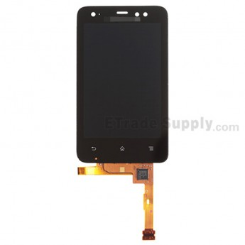 For Sony Ericsson Xperia Active ST17i LCD Screen and Digitizer Assembly  Replacement - Grade S+