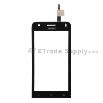 For Asus Zenfone C ZC451CG Digitizer Touch Screen Replacement - Black - Grade S+