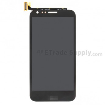For Asus PadFone 2 LCD Screen and Digitizer Assembly Replacement - Black - Grade S+