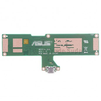 For Asus Google Nexus 7 (2013) Charging Port PCB Board Replacement (Wifi Version) - Grade S+
