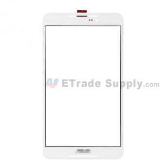 For Asus Fonepad 8 FE380CG Digitizer Touch Screen Replacement - White - With Logo - Grade S+