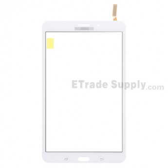 For Samsung Galaxy Tab 4 8.0 Samsung-T331 Digitizer Touch Screen Replacement - White - With Logo - Grade S+