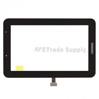 For Samsung Galaxy Tab 2 7.0 GT-P3113TS Digitizer Touch Screen Replacement - Black - Grade S+