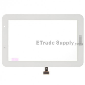For Samsung Galaxy Tab 2 7.0 GT-P3110 Digitizer Touch Screen  Replacement - White - Grade S+