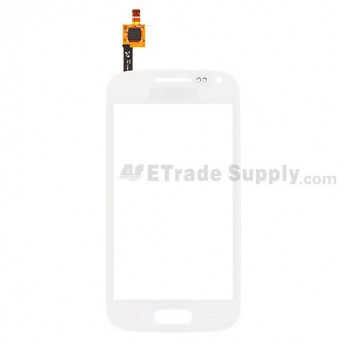 For Samsung Galaxy Ace II GT-I8160 Digitizer Touch Screen Replacement - White - Grade S+