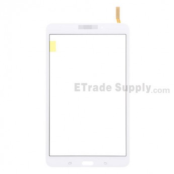 For Samsung Galaxy Tab 4 8.0 Samsung-T330 Digitizer Touch Screen Replacement - White - With Logo - Grade S+