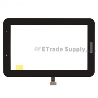 For Samsung Galaxy Tab 2 7.0 GT-P3113TS Digitizer Touch Screen Replacement - Black - With Logo - Grade S