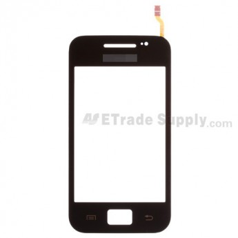 For Samsung Galaxy Ace S5830 Digitizer Touch Screen Replacement - Black - Grade S+