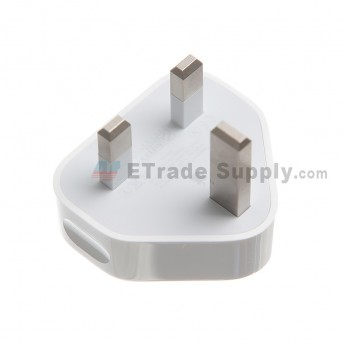 For Apple iPhone Series Charger (UK Plug,5W) - Grade R