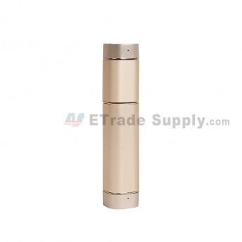 2in1 Potable Mini Earpiece Wireless Stereo Bluetooth Earphone Headset Power Bank - Gold (1)