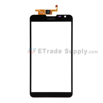 For Huawei Ascend Mate2 4G Digitizer Touch Screen Replacement - Black - Grade S+