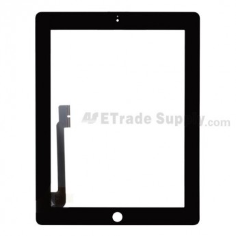 Apple The New iPad (iPad 3) Digitizer Touch Panel ,Black