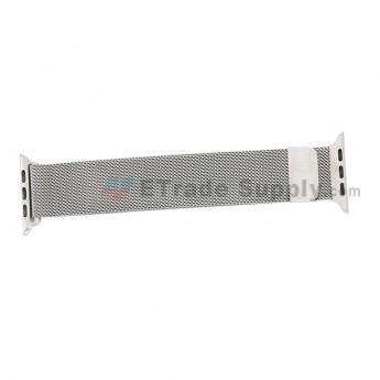 Apple Watch Strap (42mm) - Silver (0)