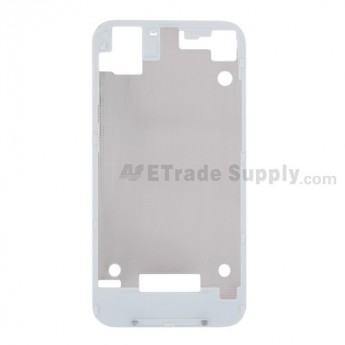 Apple iPhone 4 Rear Housing Inner Plate without Adhesive (Verizon Wireless) ,White