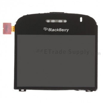 For Reclaimed BlackBerry Bold 9000 LCD with Factory Glass Lens Replacement - 12360-001/004 - Grade S+