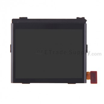 For BlackBerry Bold 9700 LCD Replacement (LCD-23269-001/111) - Black - Grade S+