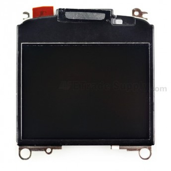 For BlackBerry Curve 3G 9300, 9330 LCD Screen with Metal Frame Replacement (11059-007/111) - Grade S+