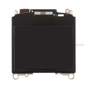 For BlackBerry Curve 3G 9300, 9330 LCD Screen with Metal Frame Replacement (LCD-11059-010/113/114) - Grade S+