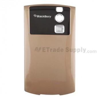 BlackBerry Curve 8300, 8310, 8320, 8330 Battery Door ,Gold