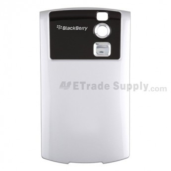 BlackBerry Curve 8300, 8310, 8320, 8330 Battery Door ,Silver