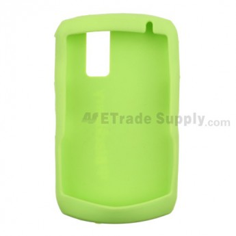 BlackBerry Curve 8300,8310,8320,8330 Silicone Skin ,Green
