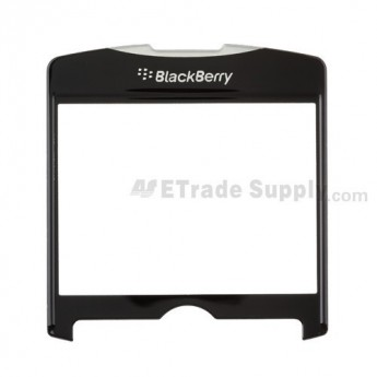 BlackBerry Curve 8300, 8310, 8320 Glass Lens without Adhesive - Grey