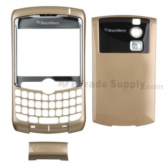 BlackBerry Curve 8300, 8310, 8320 Housing ,Gold
