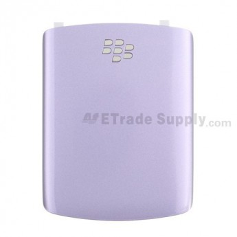 BlackBerry Curve 8520 Battery Door ,Violet
