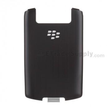 BlackBerry Curve 8900 Battery Door ,Black