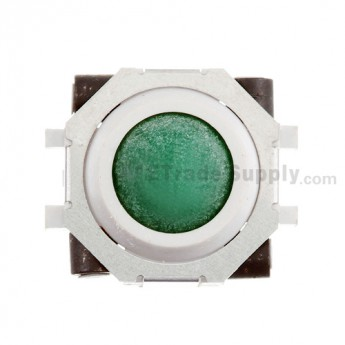 BlackBerry Pearl 81XX, Curve 83XX, 88XX, Pearl Flip 8220, Bold 9000 Trackball and White Inner Ring Assembly ,Green