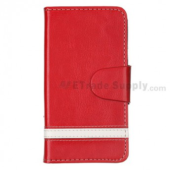 BlackBerry Z10 Soft Leather Case ,Red