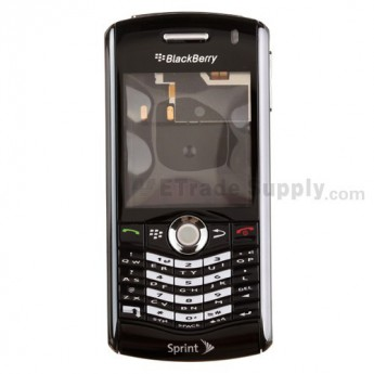 Blackberry Pearl 8130 Housing ,Silver