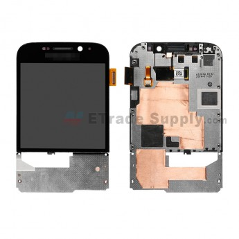 For-BlackBerry-Classic-Q20-LCD-Screen-and-Digitizer-Assembly-with-Frame-Replacement---Black---BlackBerry-Logo---Grade-S+-(6)
